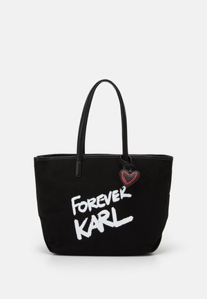 FOREVER - Handbag - black