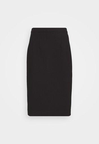 PENCIL SKIRT - Jupe crayon - black