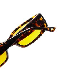 Sunheroes - VERTIGO - Sunglasses - mottled brown - 2
