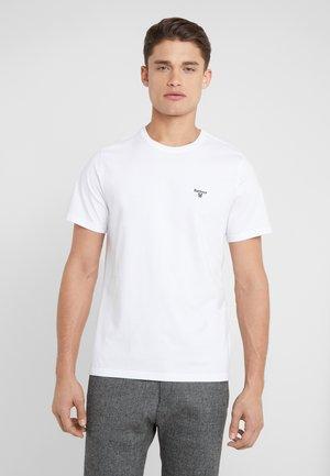 LOGO  - Basic T-shirt - white