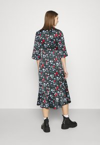 Monki - AMANDA DRESS - Day dress - black - 2