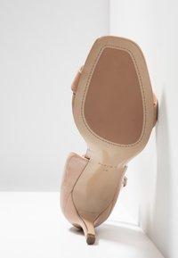 PARFOIS - Sandaler - nude - 6
