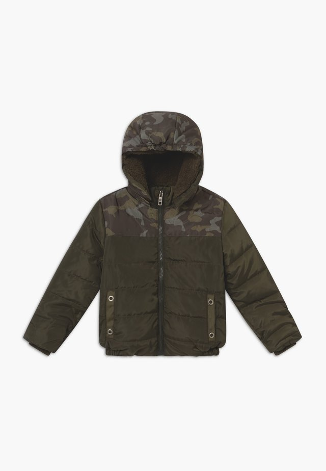SMALL BOYS - Vinterjakker - black olive
