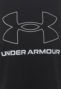 Under Armour - SPORTSTYLE GRAPHIC TANK - T-shirt sportiva - black - 5