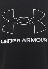 Under Armour - SPORTSTYLE GRAPHIC TANK - Treningsskjorter - black - 5