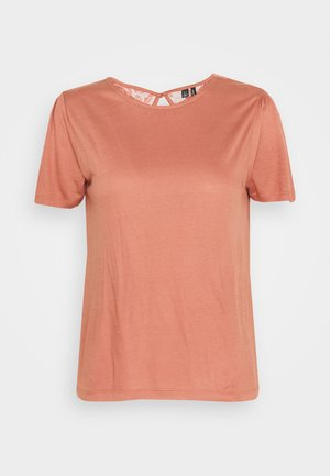 VMROBIN - Print T-shirt - misty rose