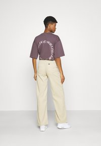 Lee - STELLA A LINE - Flared Jeans - sand - 2