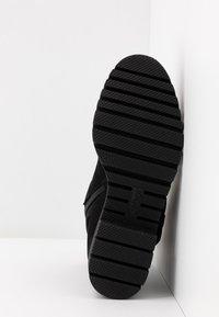 Gabor - WIDE FIT - Platform ankle boots - schwarz - 6