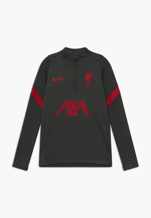 LIVERPOOL FC - Klubbkläder - anthracite/gym red
