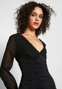 Tiger Mist - MAGNOLIA DRESS - Vestito elegante - black - 3