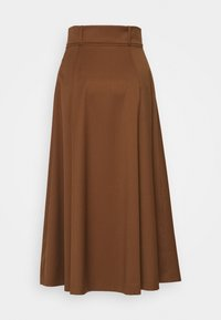 IVY & OAK - BELTED - Maxi skirt - gingerbread - 1