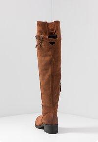 MJUS - Høye støvler - penny - 5