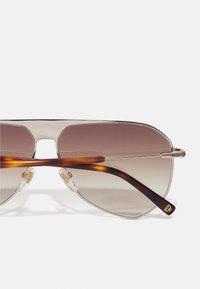 MCM - UNISEX - Sunglasses - shiny gold - 2