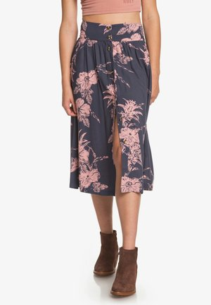 NEVER BEEN BETTER - A-line skirt - mood indigo vertigo
