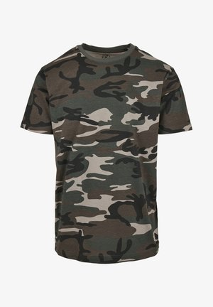 Basic T-shirt - woodland