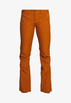 VIDA ROSE BROWN - Snow pants - true penny