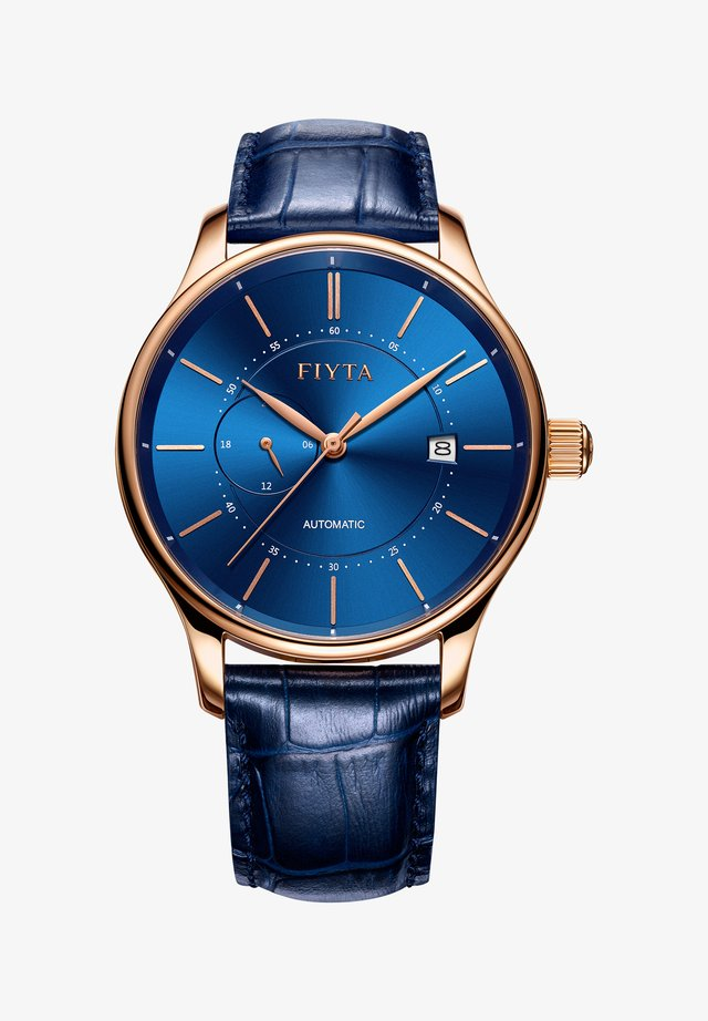 HUNTER AUTOMATIKUHR - Watch - blau