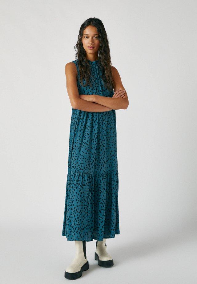 Vestito lungo - blue