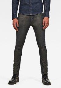 G-Star - D-STAQ 3D SLIM COJ - Slim fit jeans - raven soft cobler - 0