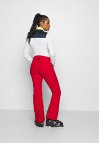 Bogner Fire + Ice - NEDA - Spodnie narciarskie - red - 2