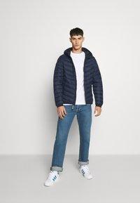 Hollister Co. - Winter jacket - navy - 1
