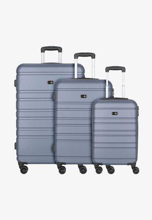 Luggage set - blau
