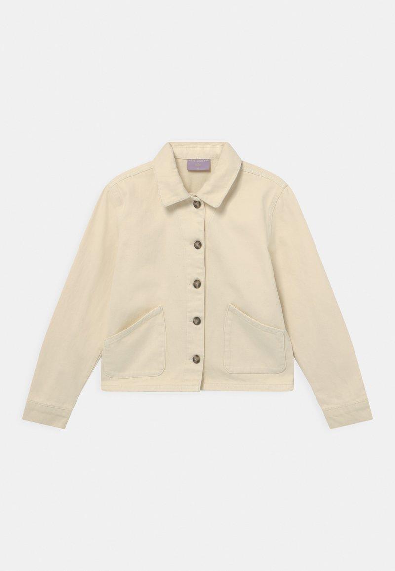 Grunt - MUSSE - Denim jacket - off white