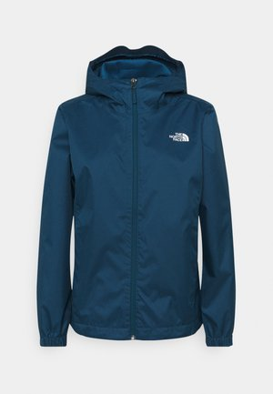 QUEST JACKET - Giacca hard shell - monterey blue