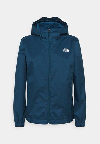 QUEST JACKET - Hardshell jacket - monterey blue