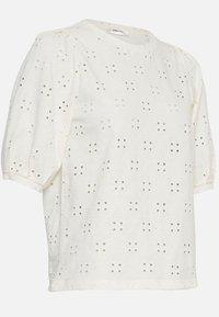 Moss Copenhagen - KARISSA SS - Basic T-shirt - vanilla ice - 2