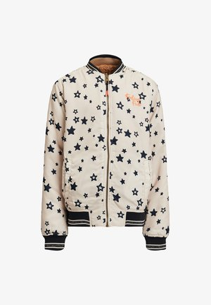 CYRUS REVERSIBLE BOMBER - Giubbotto Bomber - all-over print