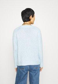 Mavi - BUTTON UP  - Kardigan - cashmere blue - 2