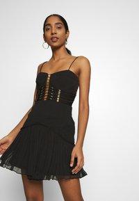 Thurley - CRUSADER DRESS - Koktejlové šaty/ šaty na párty - black - 4