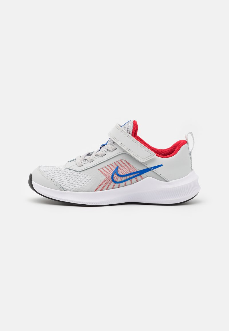 Nike Performance - DOWNSHIFTER 11 UNISEX - Neutral running shoes - photon dust/game royal/university red/white