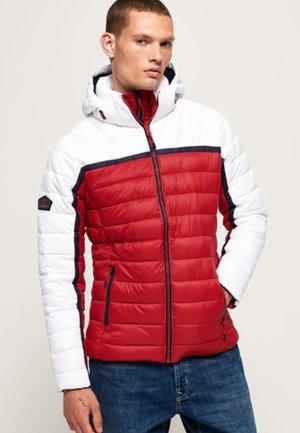 DOLMAN DOWNHILL RACER FUJI  - Light jacket - white