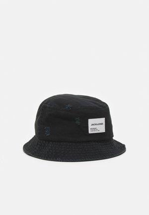 JACWASHED BUCKET HAT - Chapeau - black