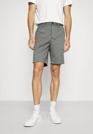 SLHAIDEN - Shorts - medium grey melange