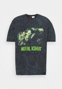 MORTAL KOMBAT - Printtipaita - grey