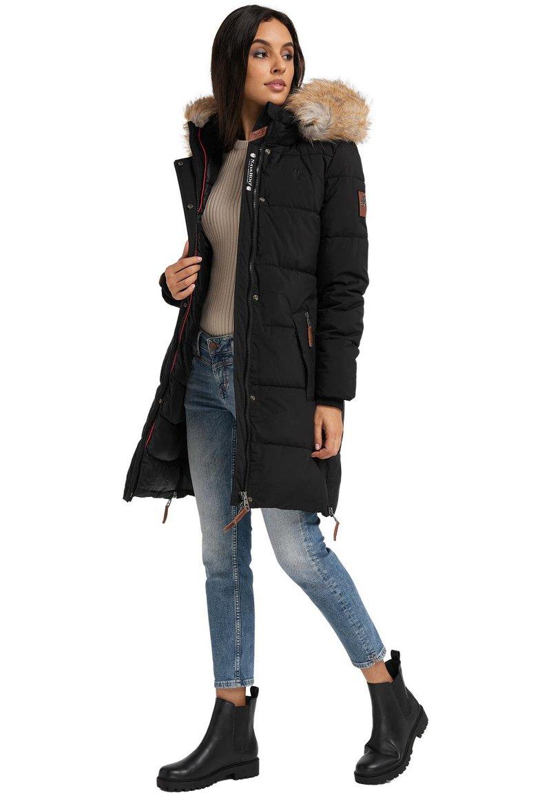 Navahoo - HALINA - Winter coat - black