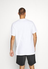 G-Star - CENTER CHEST LOGO  - T-shirt basic - white - 2