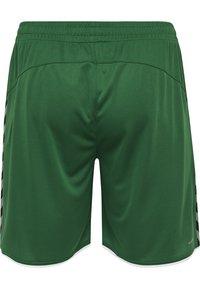 Hummel - Sports shorts - evergreen - 1