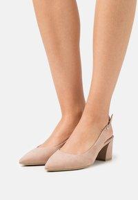 Marco Tozzi - Classic heels - nude - 0