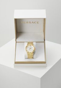 Versace Watches - GRECA LOGO - Zegarek - gold-coloured - 2