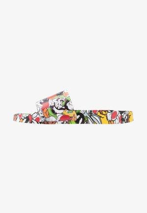 LOONEY TUNES POOL SLIDE - Slip-ins - multicolor