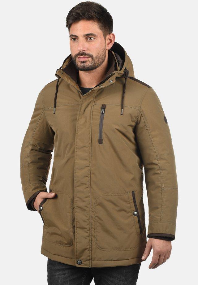 DEMPSEY - Winter jacket - light brown