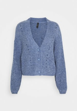 YASMIA CARDIGAN - Cardigan - electric blue