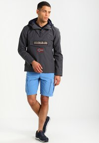 Napapijri - RAINFOREST SUMMER - Windbreaker - dark grey - 1