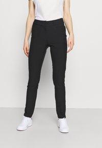 adidas Golf - FULL LENGTH PANT - Pantaloni - black - 0