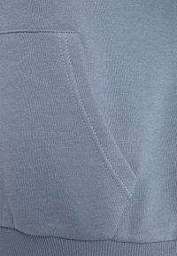 NU-IN - BASIC FRONT POCKET HOODIE - Sweatshirt - blue - 2