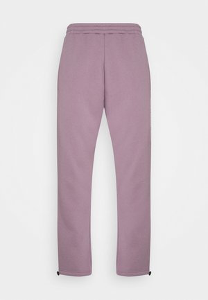 PANTS UNISEX - Tracksuit bottoms - lilac